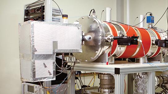광펌핑 세슘원자시계 KRISS-1