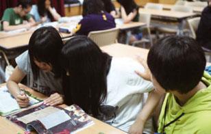 MIE 수업 탐방 스케치 전북 군산대 과학영재교육원 태풍도 폭우도 수학동아 MIE를 막을 순 없다!