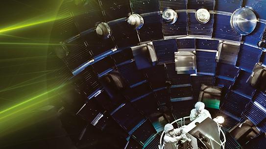 초강력 레이저 쏴 인공태양 밝힌다