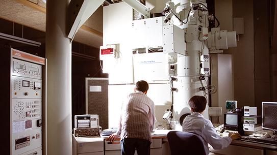 바이오 전자 현미경