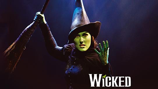 녹색 마녀의 비밀 WICKED