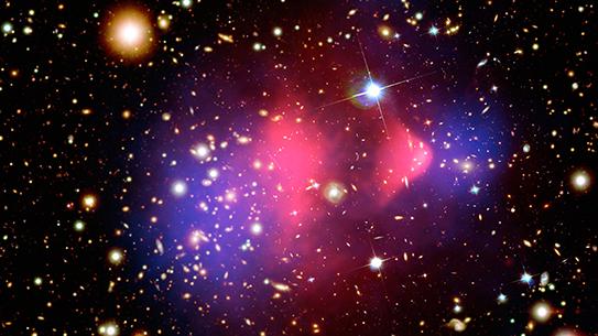 암흑물질 3파전