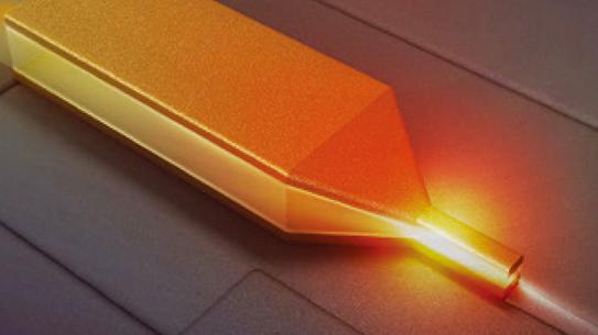 태양보다 100만 배 밝은 빛, 통신혁명 가져올까