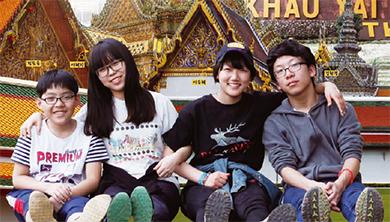 [해외취재] 2013 태국 탐사대, 카오 야이 국립공원에 가다!