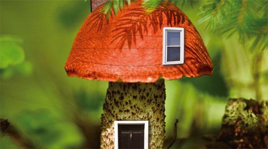 [hot science] 버섯으로 집을 짓는다고?