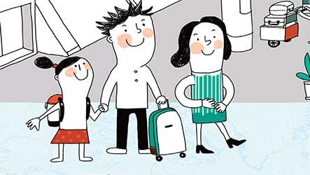 또 하나의 여행, 공항탐험!