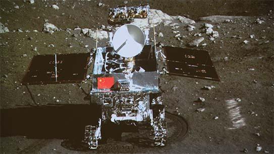 중국의 '선녀', 달로 돌아가다