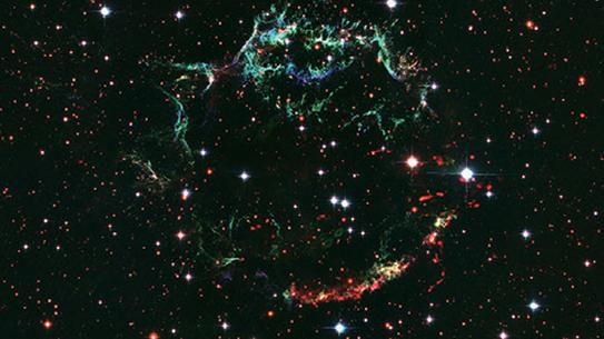 생명체 핵심 원소 인(P), 초신성 폭발로 만들어져