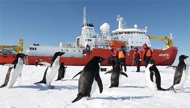 PART 3. 지구 기후의 마지막 퍼즐 남극