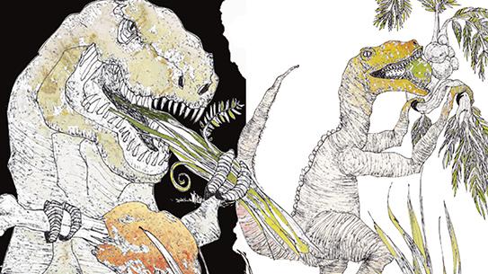 PART2. 공룡이 멸종하지 않았다면?