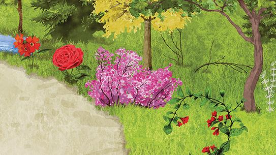 PART 2. 태초의 꽃을 찾아서