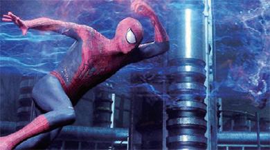 스파이더맨 VS 일렉트로 대정전을 막아라!