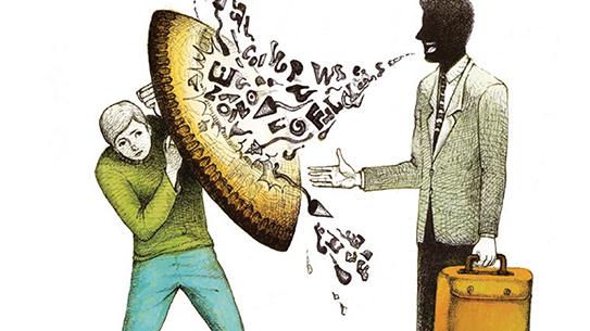 영업직은 역시 외향적인 사람이 제격?