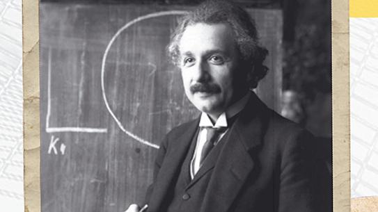 ❷ 일반상대성이론 - 절친 수학자가 열어준 아인슈타인의 기적