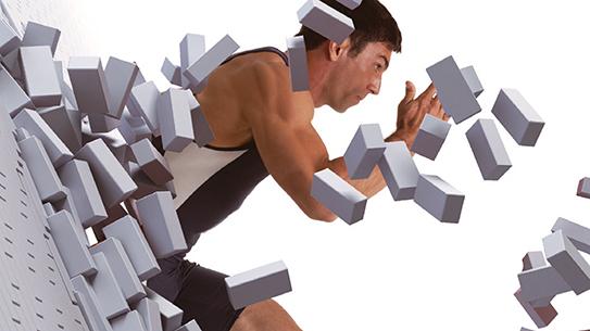 100m달리기 10초벽 깨려면 큰허리근 키우고 중력을 역이용하라