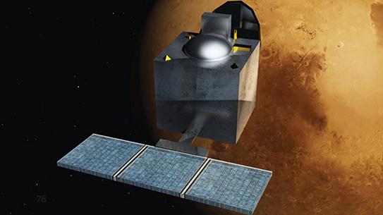[과학뉴스] '다단계 점프'로 화성에 간 인도