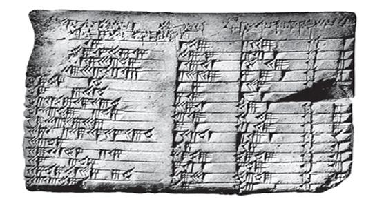 [knowledge] 바빌로니아인의 실수, 60진법이 원인