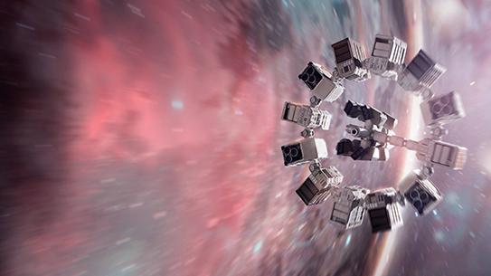 [hot science] 천문학자가 본 '인터스텔라' 중력은 차원을 넘나들 수 있을까