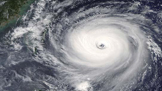 태풍 VS 토네이도