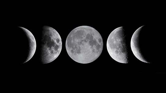 보름달 VS 슈퍼문