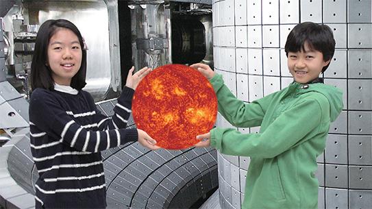 뜨거운 태양이 연구실에? 인공태양 케이스타