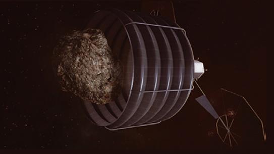 [과학뉴스] 날아오는 소행성 막기, 참 쉽죠!