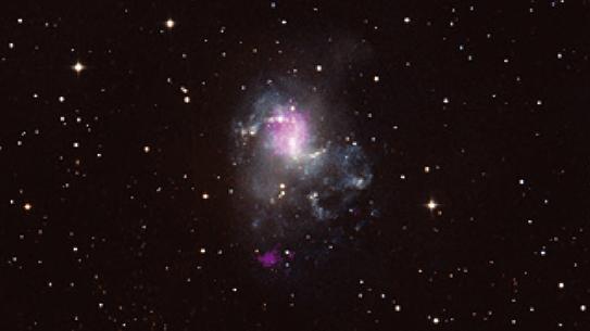 [과학뉴스] 은하의 모양, 거대질량 블랙홀이 결정해