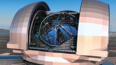우주를 향해 크게, 더 크게! 거대망원경