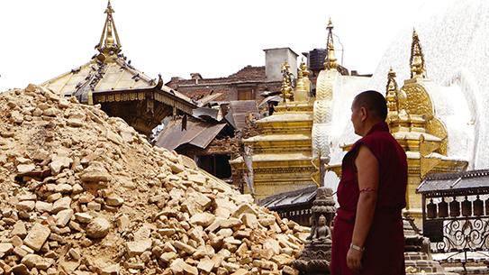 PART1. 도시와 지진 - 카트만두의 비극