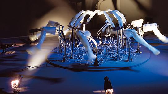 인간과 로봇의 꿈
