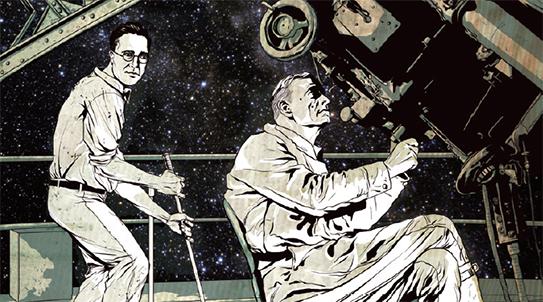 우주론을 바꾼 역사 뒤편의 영웅들