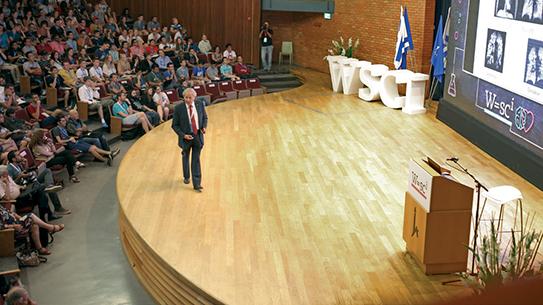 "[Life & Tech] 2015 이스라엘 세계과학컨퍼런스 탐방기 ""과학은 가장 좋은 대화법"""