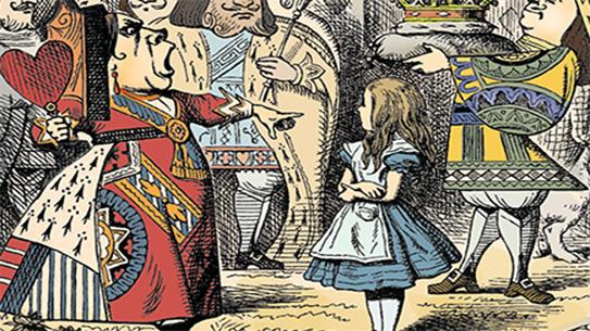 출간 150주년 이상한 나라의 앨리스 수수께끼로 다시보기