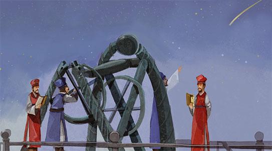 천문학자 김담, 조선의 우주를 열다