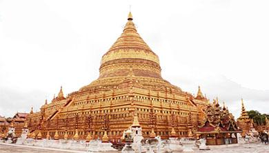 불심에 담긴 수학을 찾아 황금의 땅 미얀마로