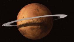 [News & Issue]화성, 고리 없다(X) 생길 거다(O)
