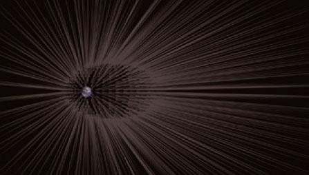 [과학뉴스] 암흑물질, 사람 세포만큼 무겁다?