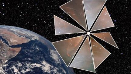 [Knowledge] 우리나라의 첫 우주범선, 항해준비 완료!