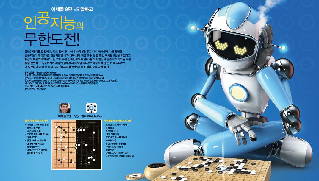 Intro. 이세돌 9단 VS 알파고 인공지능의 무한도전!
