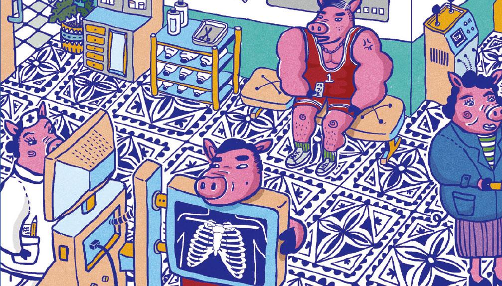 """[News & Issue] """"나, 실험실 돼지 남다른 돼지가 됐지"""""""