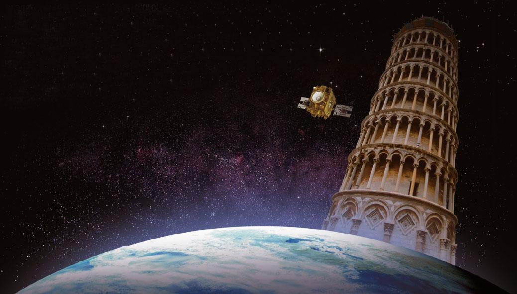 [News & Issue] 우주로 쏘아 올린 '피사의 사탑' '등가원리'를 검증하다