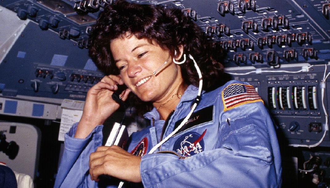 화성 탐사? 여성 우주비행사 연구부터