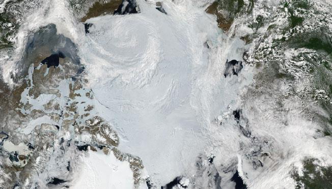 Part 1. 북극, 빙하기 동해 닮은 비밀의 얼음 바다