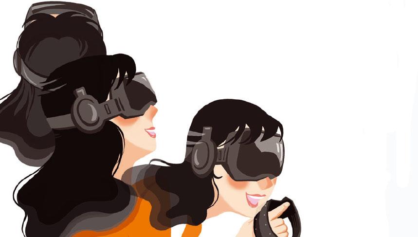 Part 1. 뇌까지 착각하게 만드는 VR 헤드셋