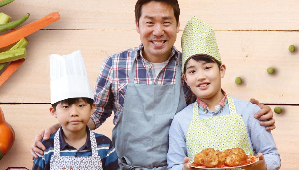 [출동! 어린이과학동아 기자단] 가족 사랑이 보글보글~ 오늘은 내가 요리사!