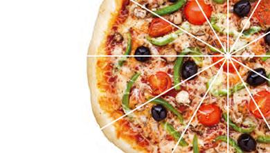 [재미] 피자를 더 많이 먹는 방법!