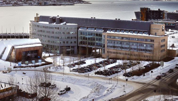 [Tech & Fun] 노르웨이극지연구소