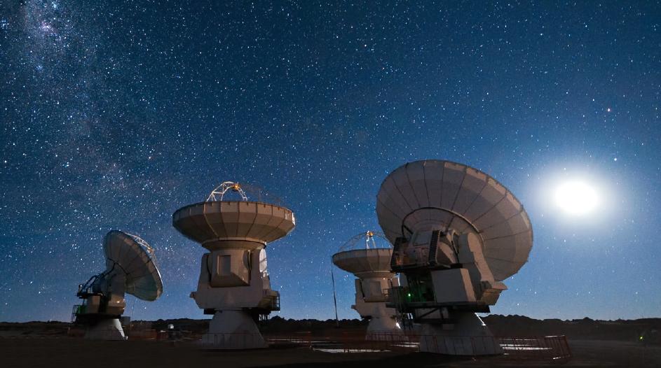 [News & Issue] 전 우주에 고한다 외계문명 응답하라!