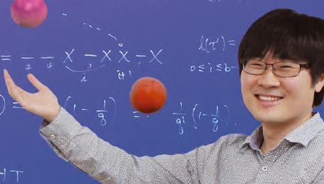 [지식] 저글링 하는 수학자