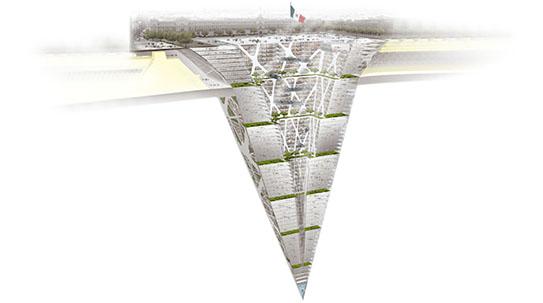 [Tech & Fun] 거꾸로 자라는 땅속 마천루, 지하도시